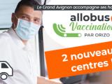 Allobus vaccination : nouvelles dessertes !