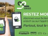 Avec Orizo, restez mobile !